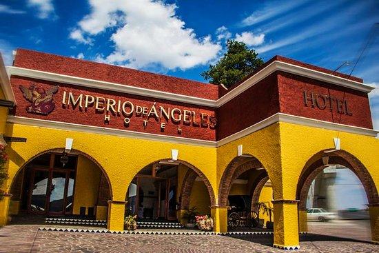 Imperio de Ángeles: IMPERIO DE ANGELES