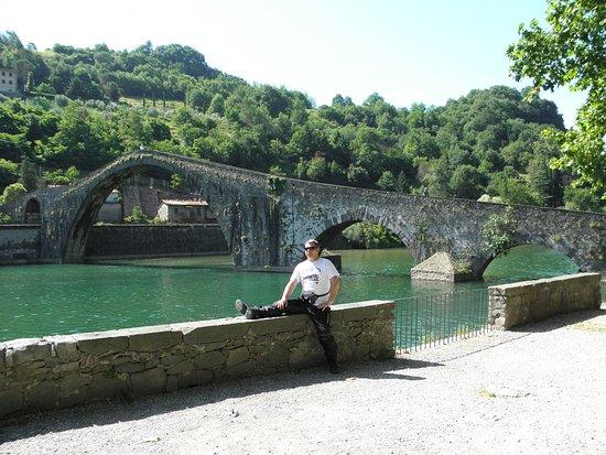 Borgo a Mozzano, Italia: Ponte del Diavolo