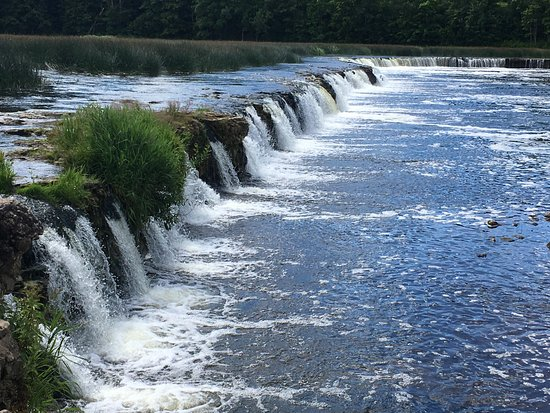 Kuldiga, Lettonia: Venta Waterfall