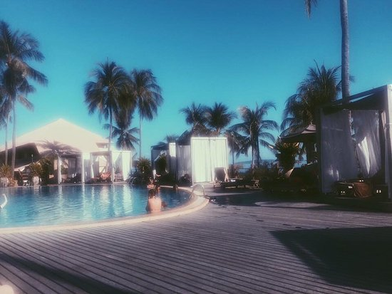 Cape Panwa Hotel: Cape panwa in January :)