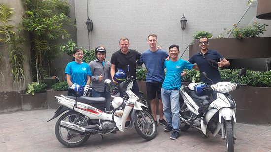 VN Bike Tour