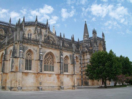 Batalha, Portugal: Mosterio de Santa Maria da Vitória