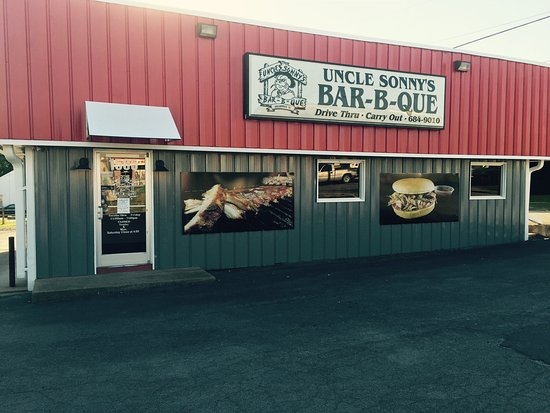 Shelbyville, TN: Uncle Sonny's Bar-B-Que