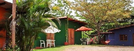 Casa Maya 2 green studios and 6 persons house