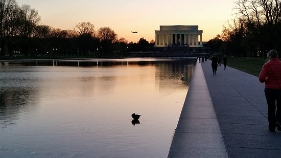 Lincoln Memorial et Reflecting Pool Photo
