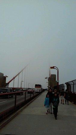 Let S Walk Across The Golden Gate Bridge Weekend Walking