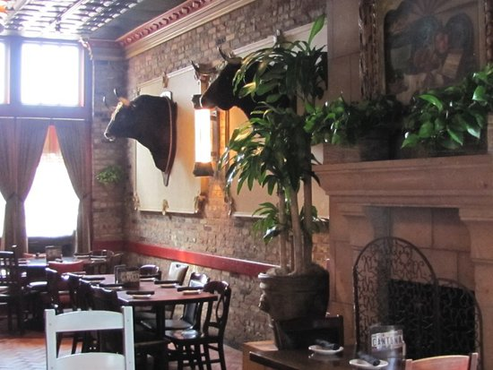 Gringo's Mexican Kitchen: Dining Area
