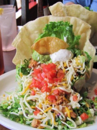 Стаффорд, Техас: Taco Salad (Chicken, Beef or Combo