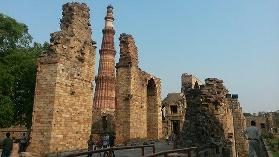Qutub Minar: 20150620_083210_large.jpg