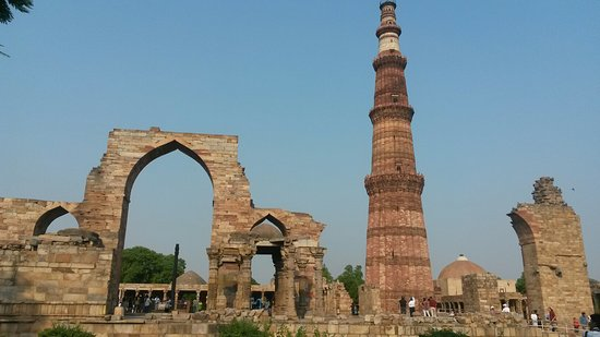 Qutub Minar: 20150620_083001_large.jpg
