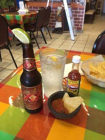Burlington, North Carolina: beer and salsa