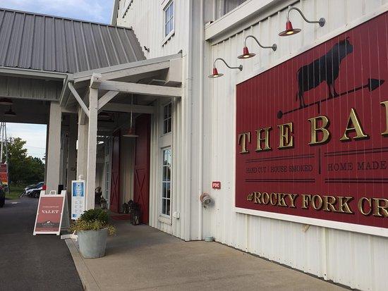 The Barn Restaurant Gahanna SES