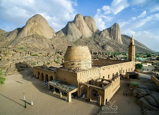 Kassala, Sudão: Taka Mountains