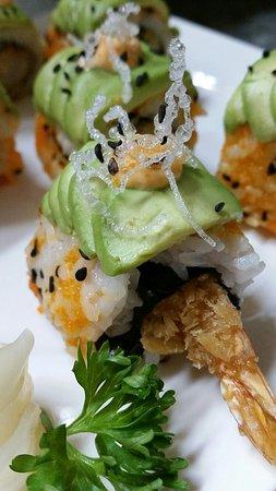 Bamboo: Lundi sushi