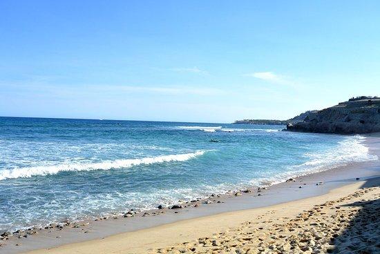 Playa Hotelera : Ideal para relajarse