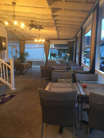 Dillsboro, Carolina do Norte: Coach's Bistro