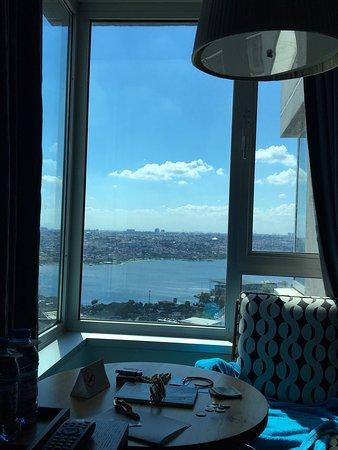 The Marmara Pera Hotel: Hotel ra2e3 👌 بكل معنى الكلمة  كل شي في رائع موقعه ممتاز،فطوره ممتاز و موظفيه لبقين و محترمين ج