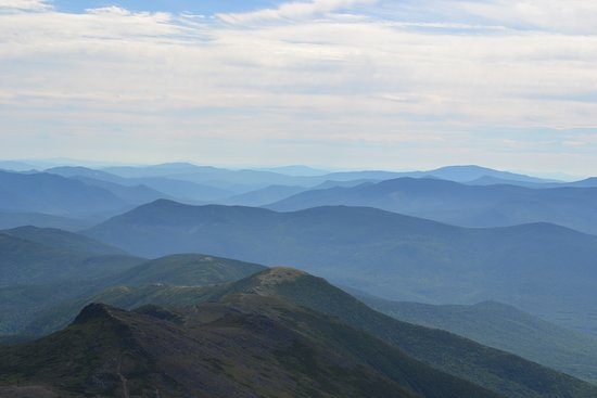Gorham, New Hampshire: view from the top