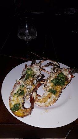 Torio, Panama: Lobster