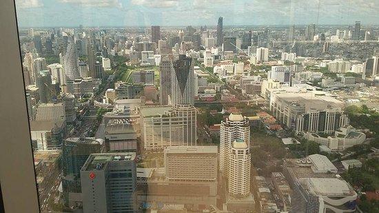 Foto de Baiyoke Sky Hotel