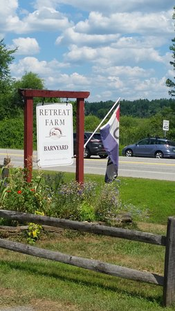 Retreat Farm