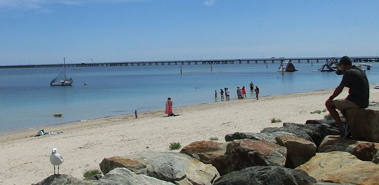 Sojourn on Gale: This Beach on Geographe Bay is only a few minutes away
