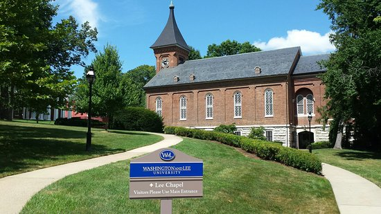 Lee Chapel and Museum: 20160728_151614_large.jpg