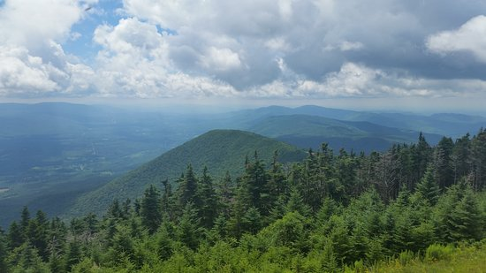 Arlington, VT: View from Mount Equinox
