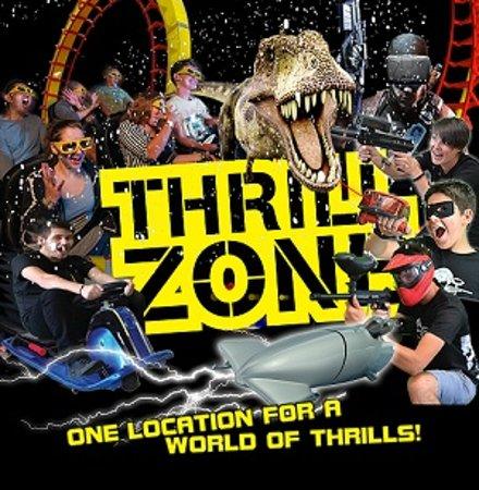 Queenstown, Nouvelle-Zélande : ThrillZone