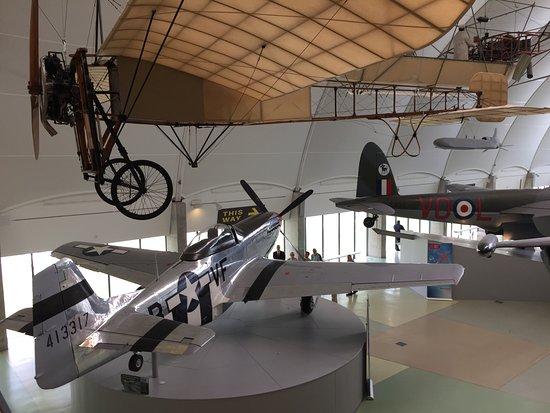 The Royal Air Force Museum London: P51 Mustang