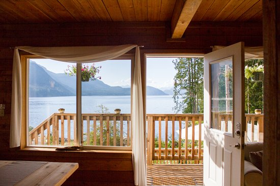 Sechelt, Canada: Cabin Interior 2
