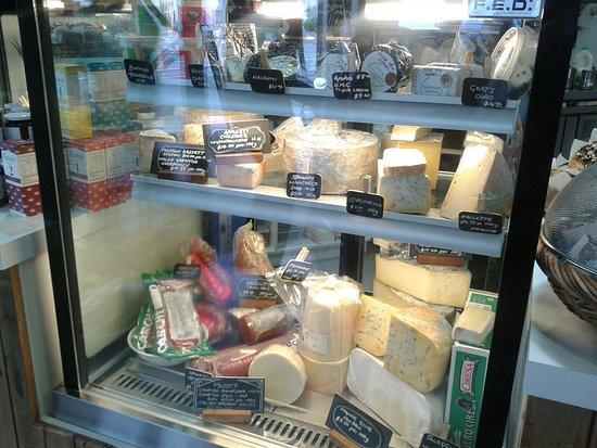 Paeroa, Selandia Baru: Cheese cabinet