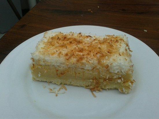 Paeroa, Selandia Baru: Lemon slice