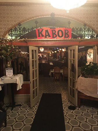 Kabob's at The Option House
