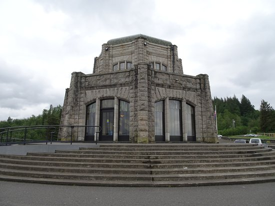 Corbett, OR: Vista House