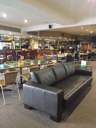 Sports Bar at Star Hotel Bright