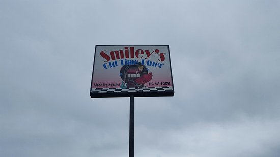 Hancock, WI: Smiley's Old Time Diner