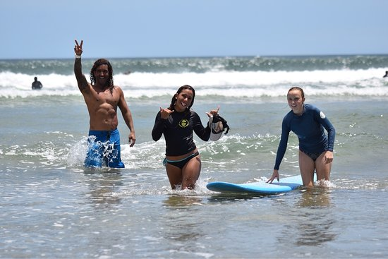 Witch's Rock Surf Camp: Best vacation and instructors ever!