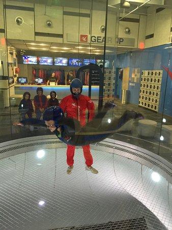 Frisco, TX : iFLY Dallas Indoor Skydiving