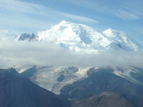 Glennallen, AK: View from the plane
