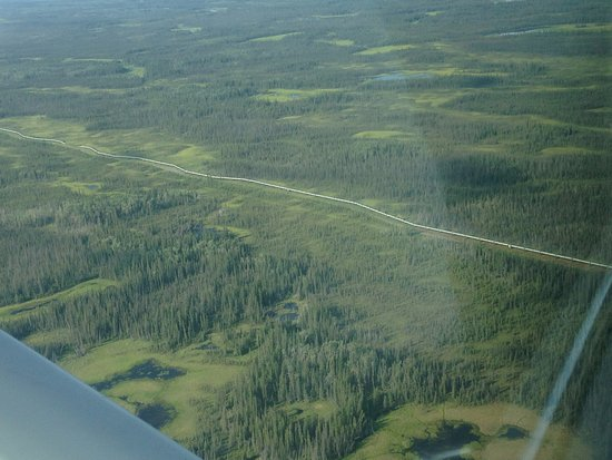 Glennallen, AK: Pipeline