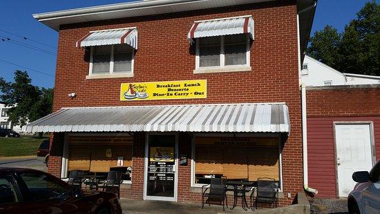 Jefferson City, Миссури: Entrance