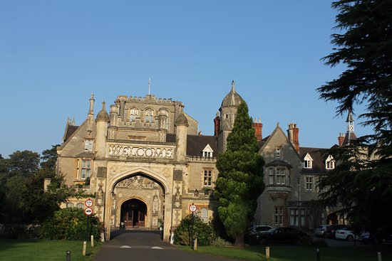 Tortworth, UK: Entrance
