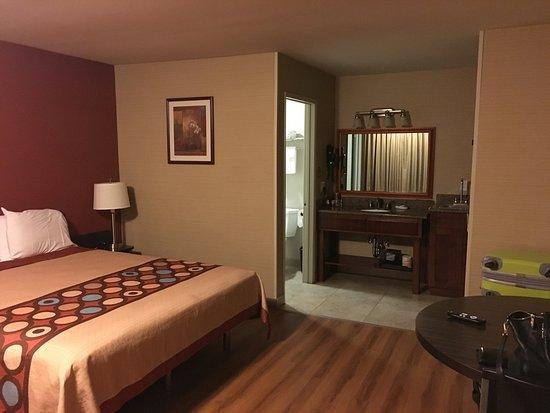La Mesa, CA: Room View #1