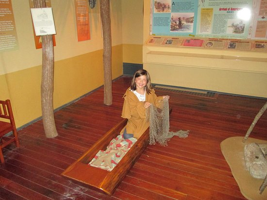 Historic Pensacola Village: Historic Village - Childrens Museum: Great place for the kids to play and learn