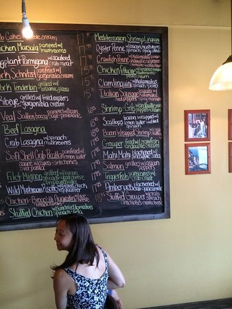 Daphne, AL: Their menu is fabulous