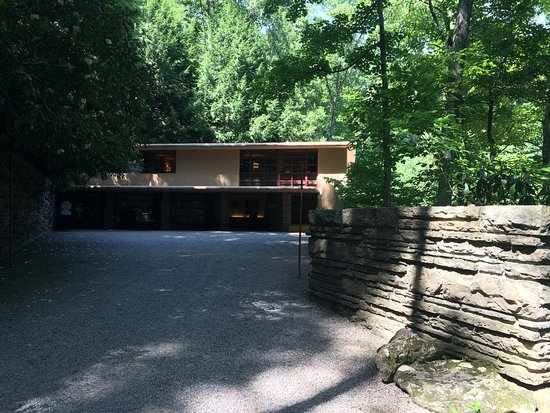Fallingwater: The Guest House