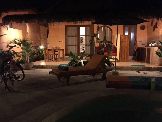 Santan Gili Cottages  Gili Islands  Gili Trawangan