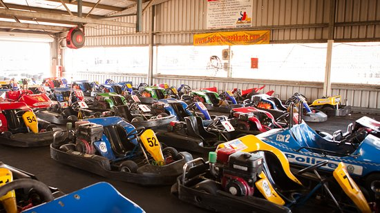 Eastern Creek, Australia: Only choose the 13HP models