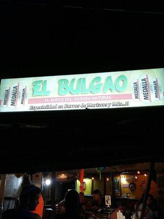 Cabo Rojo, Puerto Rico: El Bulgao